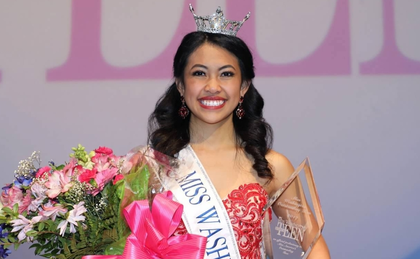Meet the Hmong Women Now: Tia Moua, Miss Washington's Outstanding Teen